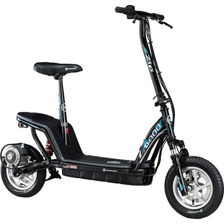 review uberscoot 1000w electric kid 39 s scooter electric. Black Bedroom Furniture Sets. Home Design Ideas