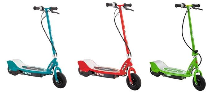 Razor E200 And E200S Electric Scooter Parts
