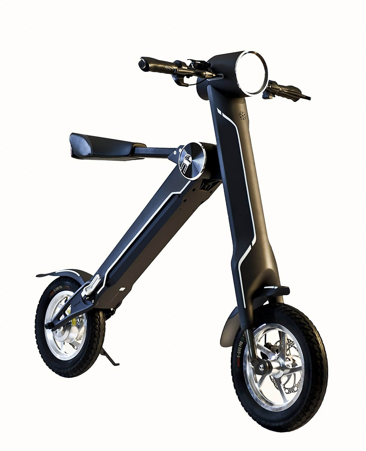 Ebyke Folding Electric Scooter Electric Kids Scooters