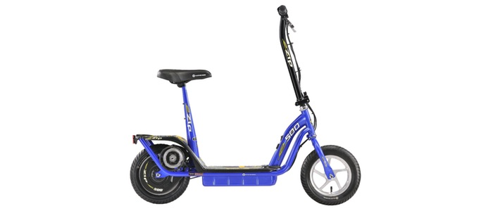 Review Currie Technologies EZip E 500 Electric Scooter