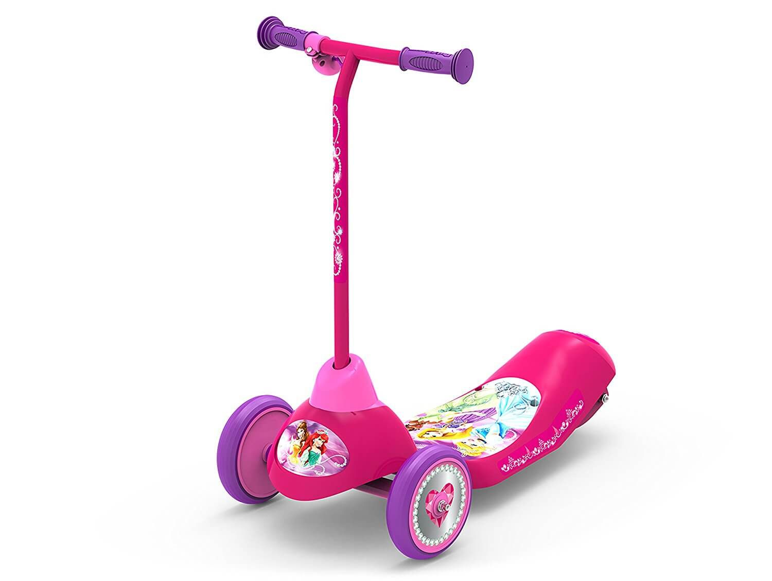 Disney Princess Electric Scooter Electric Kids Scooters