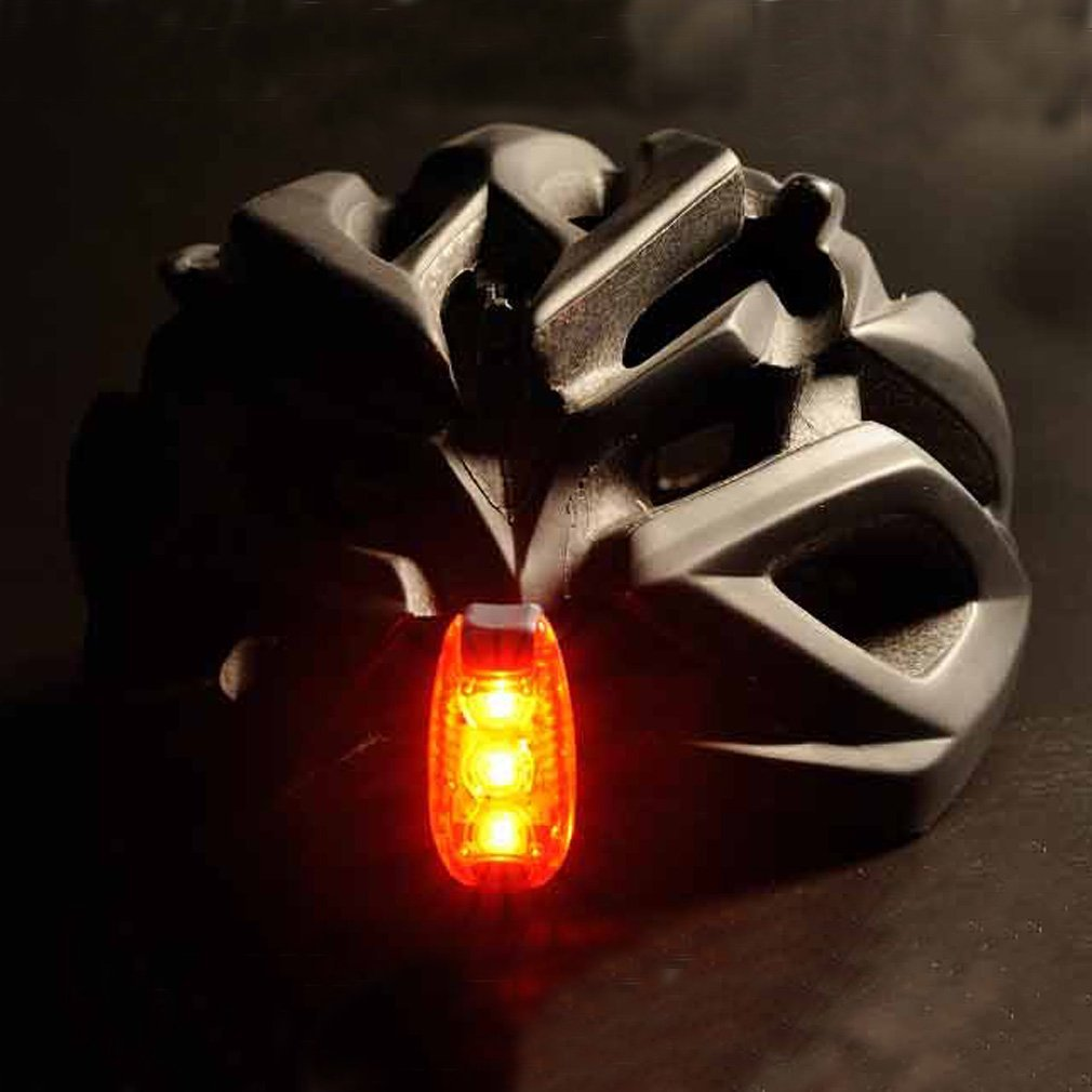 Ideal Flashing Light To Clip On Helmet 2 Electric Kids