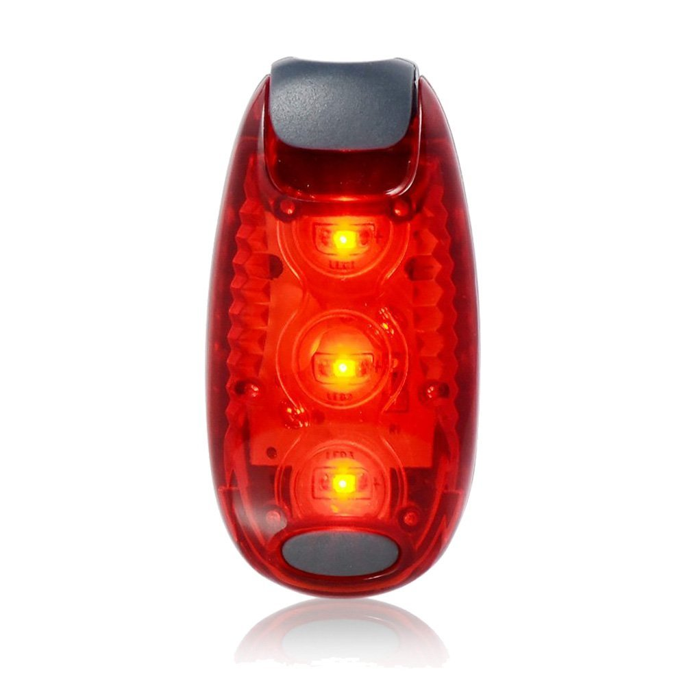 Ideal Flashing Light To Clip On Helmet Electric Kids