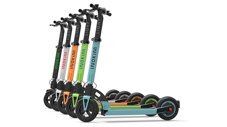 Inokim Light Electric Scooter Portable Foldable Mini
