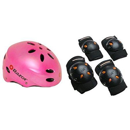 Razor V 17 Youth Multi Sport Helmet Satin Pink