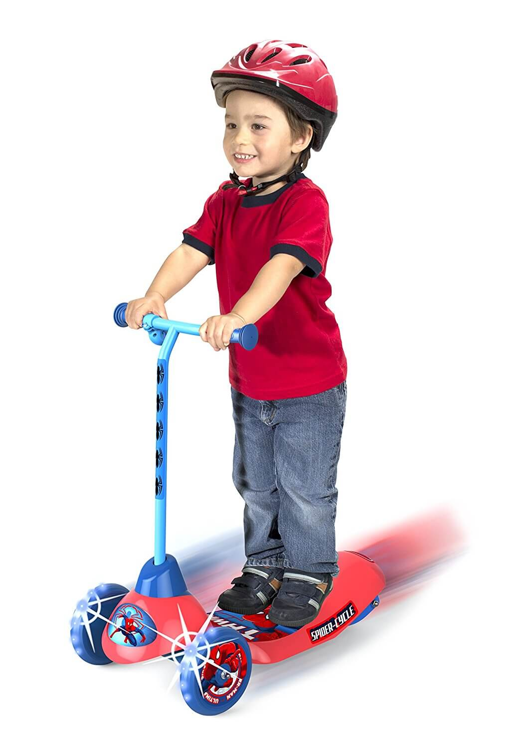 Spiderman Electric Scooter Electric Kids Scooters