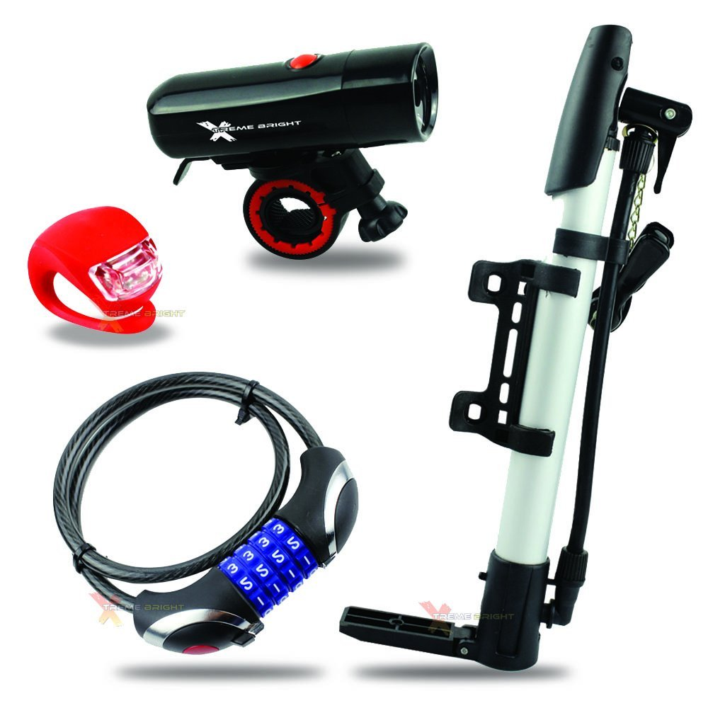 Xtreme Complete Light And Lock Kit Electric Kids Scooters