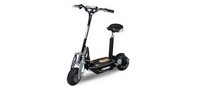 yukon trail rhino 500w electric scooter
