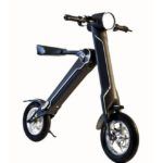 eByke Foldable Electric Scooter