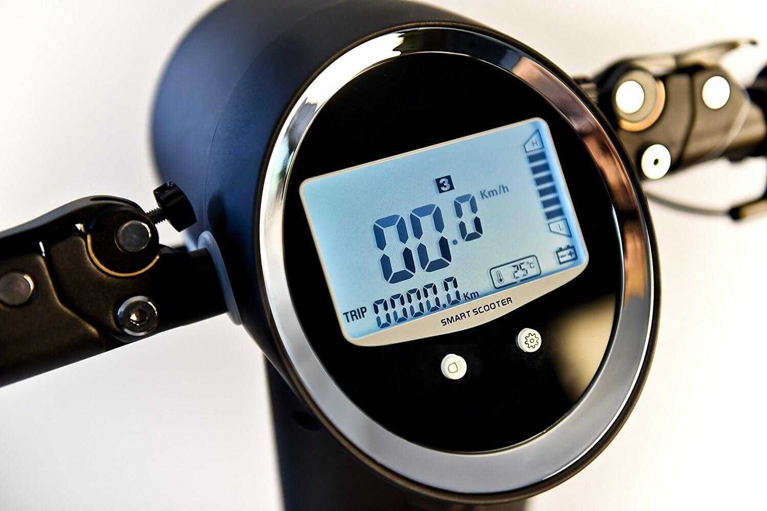Ebyke S Instrument Panel Electric Kids Scooters